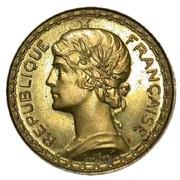 100 francs (Essai de Guilbert) – avers