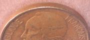 50 centimes Marianne (Cupro-aluminium) -  avers