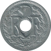 10 centimes Lindauer -  avers