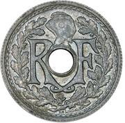 10 centimes Lindauer (Petit module) -  avers