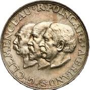 20 francs (au module de 20 francs Turin, 10e anniversaire de la Paix) – avers