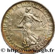 20 francs (au module de 20 francs Turin, 10e anniversaire de la Paix) – revers
