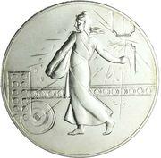 Etablissement de Pessac (médaille au module de 50 francs – avers