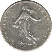 1 franc Semeuse (Argent) -  avers