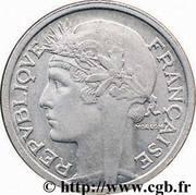 50 centimes Morlon (Aluminium Magnésium, lourde (0.8g)) -  avers