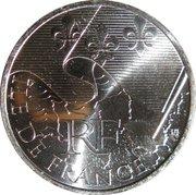 10 euros Île de France (1er type) -  avers
