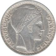 20 francs Turin -  avers