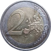 2 euros Présidence de l'UE -  revers