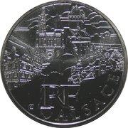 10 euros Alsace (2e type) -  avers