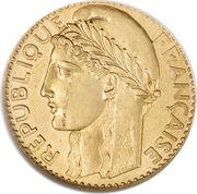 100 francs (Essai de Henri Dropsy) – avers