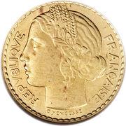 100 francs (Essai de Ovide Yencesse) – avers