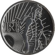 5 euros Semeuse -  avers