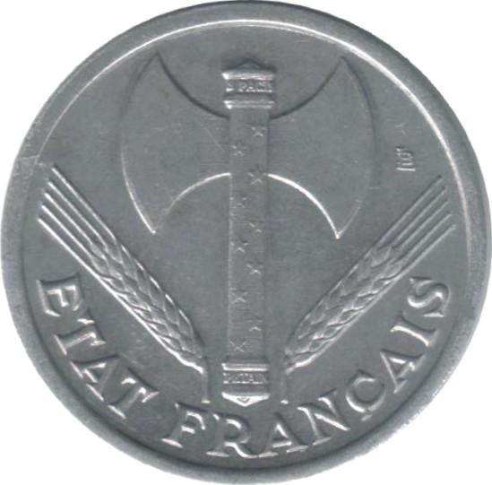 piece de monnaie travail famille patrie