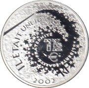 1½ euros Pinocchio -  avers