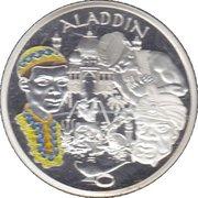1½ euros Aladdin -  revers