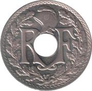 10 centimes Lindauer (non souligné) -  avers