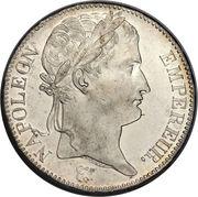 5 francs Napoleon Empereur (les cent jours) -  avers