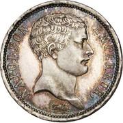 2 francs Napoléon Empereur (tête de nègre) -  avers