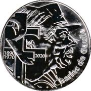 10 euros Charles de Gaulle -  avers