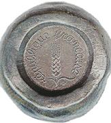 1 centime Épi (Epreuve de contrôle d'avers) – avers