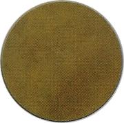 5 centimes Daniel-Dupuis (Epreuve uniface de revers en bronze, listel fin) -  avers