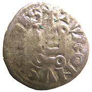 """Obole tournois (à l'O rond) - Philippe IV dit """"le Bel"""" – revers"""