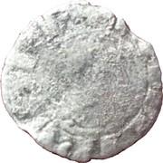 Obole de Laon - Philippe II et Roger II – avers