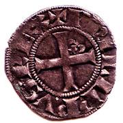 """Double Tournois - Philippe IV dit """"le Bel"""" -  avers"""