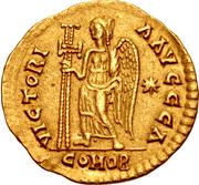 Solidus - Anastasius I (Pseudo-Imperial) – revers