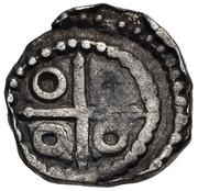 Denier - Anastasius I (Pseudo-Imperial) – revers