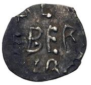 Argenteus - Childebert I (Massalia) – avers
