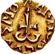 Solidus - Maurice Tiberius (Massalia) – revers