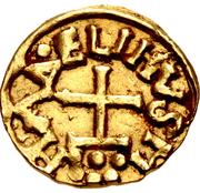 Tremissis - Madelinus (Dorestat) – revers