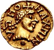Tremissis - Maximinus (Banassac) – avers