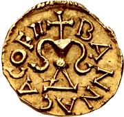 Tremissis - Maximinus (Banassac) – revers
