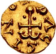 Tremissis -  Dacginus (Arliurubrias) – revers