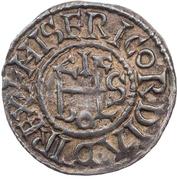 Denier - Louis II or Louis III (Tours) – avers