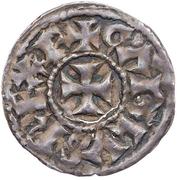 Denier - Charles II le Chauve (Melle) – avers