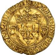 Écu d'or au soleil de Bretagne -  avers