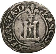 Cavallatto d'argent - 1er type – avers