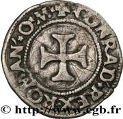 Cavallatto d'argent - 1er type – revers