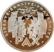 100 francs 8 Mai 1945 (Belle Epreuve) -  avers