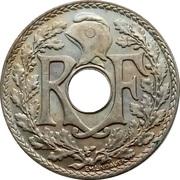 10 centimes Lindauer (Cupronickel, non souligné) -  avers