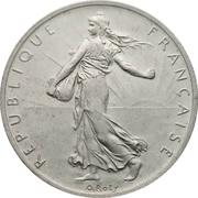 2 francs Semeuse (Argent) -  avers