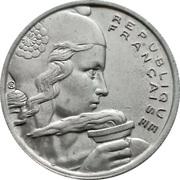 100 francs Cochet -  avers
