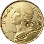 10 centimes Marianne (Cupro-aluminium) -  avers