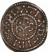 Denier - Charles II le Chauve (Tours) – avers