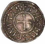 Denier - Charles II le Chauve (Tours) – revers