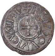 Denier - Louis le Pieux ou le Débonnaire Reims – avers