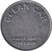 Jeton de lavage auto - Clean Car Tech – avers